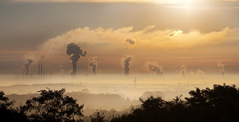 Polusi Udara Akibat Kegiatan Industri