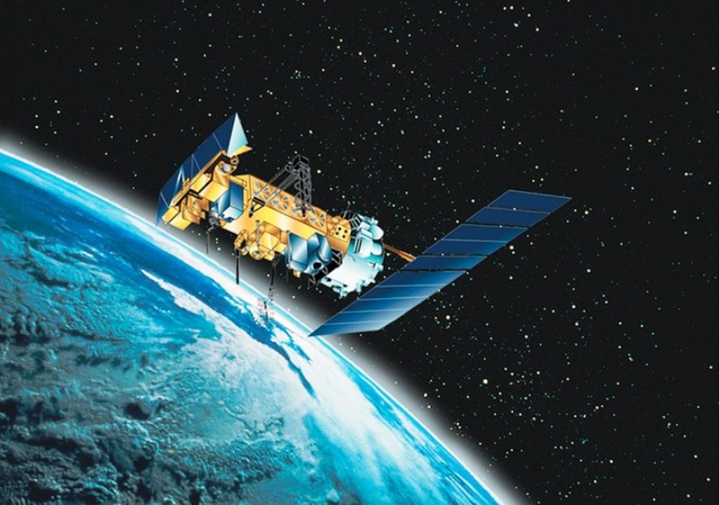 satelit bumi indonesia