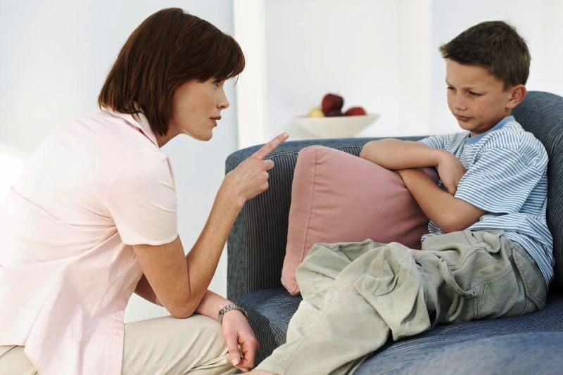 Berikan Anak Wejangan Tapi Jangan Kelewatan Mengekang