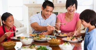 ciptakan budaya makan bersama keluarga
