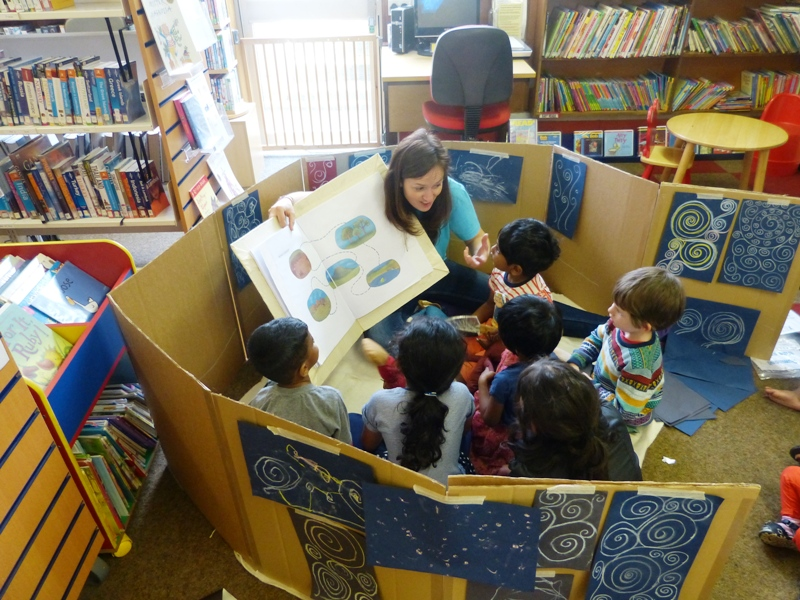 Dengan Mendongeng Menumbuhkan Kreativitas Anak