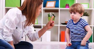 Mengasuh Anak Jangan Menggunakan Emosi