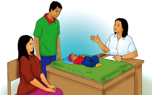 Perawatan Bayi Baru lahir