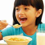 Menghindari Obesitas Anak Dengan Utamakan Sarapan Pagi