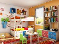 Pemilihan Warna Dinding Kamar Anak Mempengaruhi Karakter