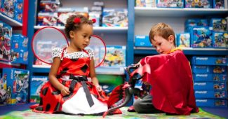 Pilihlah Mainan Yang Pas Buat Jenis Kelamin Anak