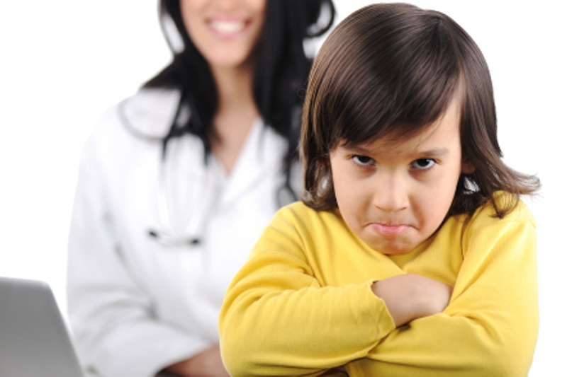 Orang Tua Jangan Memukul Anak Jika Bersalah