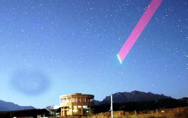 Sebuah satelit komunikasi kuantum membuktikan potensinya