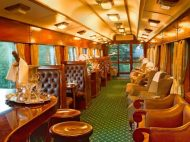 5 Days of Luxury on the Orient Express