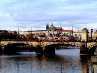 First day in Picturesque City of Prague Castle