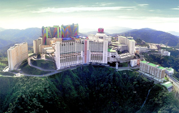Genting Theme Park, Genting Highlands Malaysia