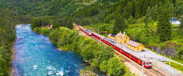 Holiday Romantics Vacations Explore Europe by Train
