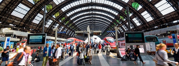 Holiday and Vacations Explore Europe by Train Luxury