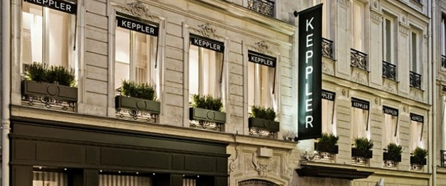 Hotel Keppler the eighth arrondissement