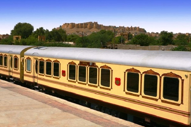 Palace on Wheels which has given different identity to Rajasthan tourism