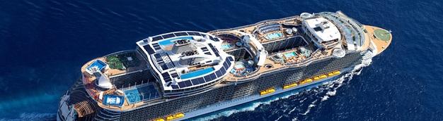 Royal Caribbean Cruise Line ship