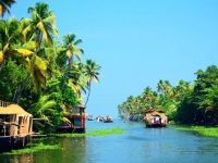 Travelling in Kerala Backwaters, a Unique Natural Phenomenon