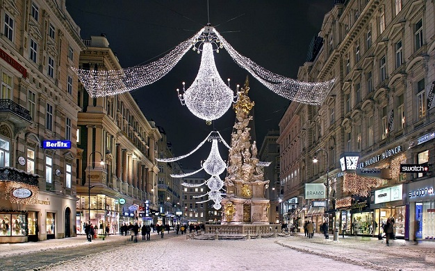 Vienna Beautiful City