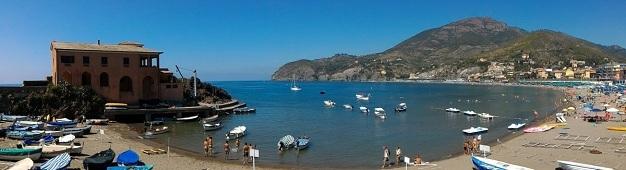 Waterfront village of Levanto