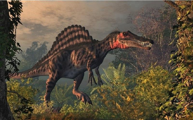 Dinosaurus Spinosaurus