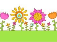 Lirik Lagu Anak Bunga Hiasan