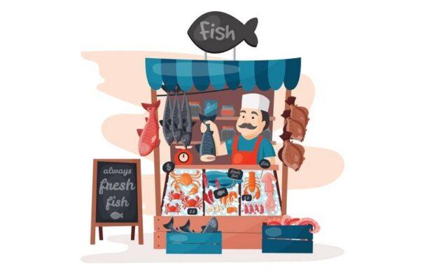 Lirik Lagu Anak Ke Pasar Ikan