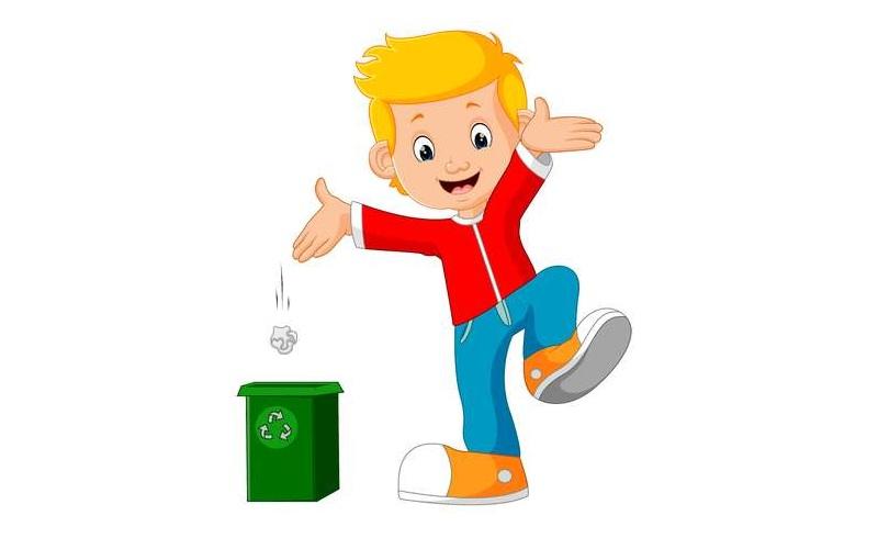 Lirik Lagu Anak Keranjang Sampah