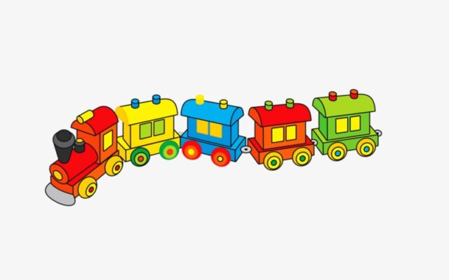 Lirik Lagu Anak Naik Kereta Api